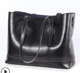 Роскошные сумки, женские сумки, дизайнерская винтажная Сумка-тоут, женская кожаная Большая вместительная сумка-мессенджер, сумки через пле...(Китай)