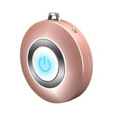 Портативный переносной usb-очиститель воздуха, персональное мини-ожерелье с отрицательными ионами освежитель воздуха-отсутствие излучения ...(Китай)