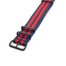 Крепление для стола черная Пряжка из нержавеющей стали для мужчин и женщин ремешок для часов 18 мм 20 мм 22 мм 24 мм цельный цветной ремешок(China)