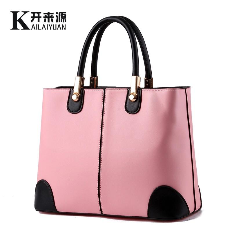 100% женские сумки из натуральной кожи 2020 новая женская сумка в черном и белом цвете женская модная сумка-мессенджер через плечо сумка(Китай)
