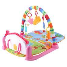 Детский игровой коврик, коврик, игрушки, детский игровой коврик для ползания, развивающий коврик с клавиатурой, коврик для ребенка, обучающа...(Китай)