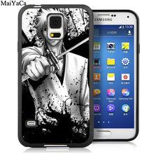 MaiYaCa BLEACH MANGA аниме ICHIGO AIZEN полые телефонные чехлы для samsung S5 S6 S7 edge S8 S9 S10 Plus Lite Note 9 5 8 чехол(Китай)