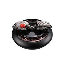 Автомобильный Солнечный вращающийся освежитель воздуха ароматический распылитель ароматизатор для салона автомобиля очиститель воздуха ...(Китай)