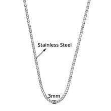 Золотая цепочка из нержавеющей стали для мужчин и женщин, золотая цепочка из нержавеющей стали, винтажное ожерелье золотого цвета, чокер(Китай)