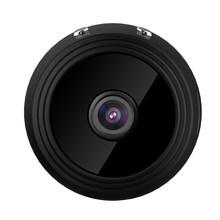 720P Мини беспроводная Wifi камера видеокамера Домашняя безопасность DVR Ночная портативная wecam в наличии(Китай)