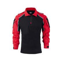BACRAFT наружная Светоотражающая безопасная тактическая рубашка инструкторы боевая одежда-XS/S/M/L/XL/XXL(Китай)