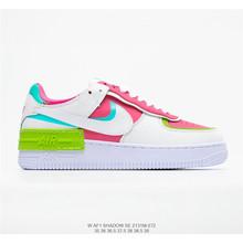 Nike WMNS Air Force 1 Shadow Air Force One легкая обувь для диких бортов женские размеры 36-39 M()
