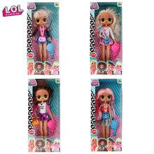 Lol. Сюрприз! О. М. Г. Оригинальная кукла lol surprise, кукла для волос, игрушки для сноса, игрушки для девочек, подарок на день рождения, рождественск...(Китай)