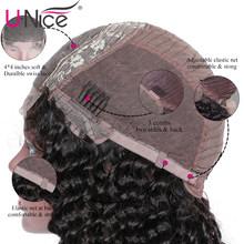 4x4 кружева закрытие парик с детскими волосами предварительно вырезанные бразильские прямые волосы кружева передние человеческие волосы па...(Китай)
