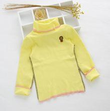 Универсальная рубашка с высоким воротником, яркие цвета, унисекс, приталенная рубашка/Повседневная рубашка 3166(Китай)