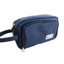 1 шт., Корейская креативная канцелярская сумка для девочек и мальчиков, вместительная сумка-карандаш, чехол-карандаш, школьные милые офисные...(Китай)