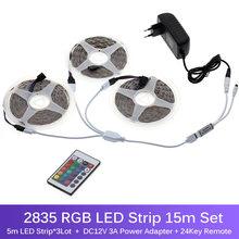 Светодиодная лента 5050 DC12V 60 светодиодный s/m 5 м/лот теплый белый/холодный белый/RGB/RGBW/Розовый/Голубой светодиодный светильник.(Китай)