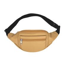 Женский мобильный телефон, сумка из искусственной кожи, поясная сумка, открытый поясной ремень, кошелек для активного отдыха, шоппинга, путе...(Китай)