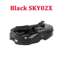 SKYZONE SKY02X/SKY02C/SKY03O/SKY03S 5,8 ГГц 48CH большой ассортимент FPV очки для RC гоночный дрон(Китай)