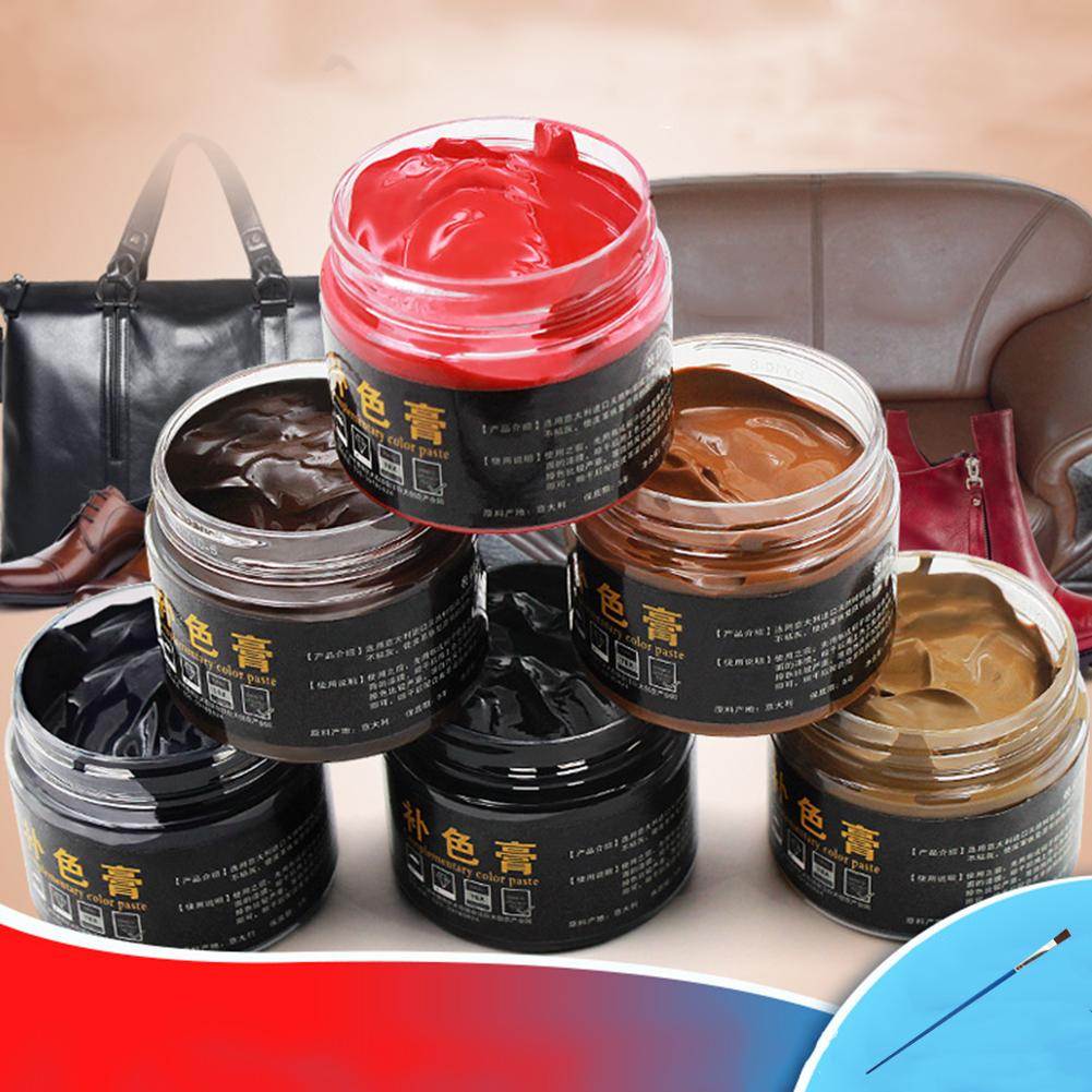 50ml Dye Cream Leather Furniture Sofa Couch Car Seats