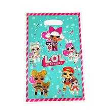 Оригинальные куклы LOL SURPRISE, темы для дня рождения, Аниме фигурки, куклы LOL, украшения, принадлежности для девочек, подарки на день рождения(Китай)