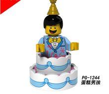 Legoed мультфильм дракон люди воздушный шар мальчик и девочка строительные блочные фигурки Детские Подарочные игрушки(Китай)