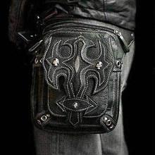 Поясная Сумка в стиле стимпанк, Готическая поясная сумка для мужчин и женщин(Китай)