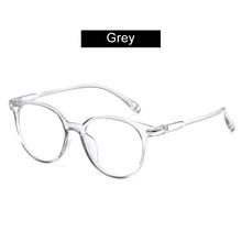 FUQIAN, Прозрачная Круглая оправа для очков, для женщин и мужчин, 2020, модные женские оптические очки, прозрачная оправа, очки для компьютера(Китай)