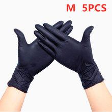 20/50 шт одноразовые перчатки розовые латексные резиновые антистатические защитные перчатки для еды аксессуары для приготовления пищи(Китай)