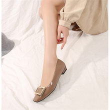 2020 туфли на плоской подошве; Женские лоферы; Роскошная брендовая дизайнерская женская обувь с пряжкой; Вечерние модельные туфли на плоской ...(China)