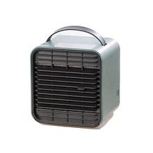 Мини-вентилятор с отрицательными ионами, портативный воздушный кулер, 4 цвета, персональный кулер, вентилятор воздушного охлаждения, переза...(Китай)