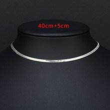 Женское колье-чокер из нержавеющей стали 35 + 5 см, золотистого и серебряного цвета, цепочка на шею, 2019(Китай)