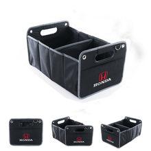 Huihom складная коробка для хранения багажника автомобиля с вышивкой логотипа автомобиля водонепроницаемый дорожный грузовой Органайзер Кон...(Китай)