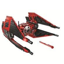 2020 Новый галстук с изображением звезд-бойцов из микробилитов «Скайуокер» со строительными блоками Lepining Starwars игрушки для детей(Китай)