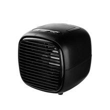 Портативный мини USB Настольный вентилятор тихий кондиционер кулер для дома и офиса охлаждающий вентилятор лето(Китай)