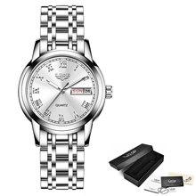 LIGE 2020 женские часы Роскошные Водонепроницаемые наручные часы Топ бренд стальной ремешок Кварцевые Wirst часы для женщин часы Reloj Mujer(Китай)