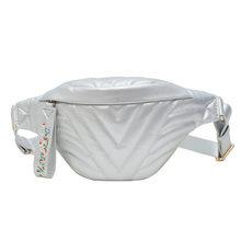 Новинка 2018, поясная сумка, женские Поясные Сумки из искусственной кожи, поясная сумка для женщин, поясная сумка, нагрудная сумка, Женский бре...(Китай)
