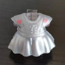 Для детей 8 см, куклы Big Sister, оригинальное платье, комплекты одежды, детская игрушка, подарок на день рождения для девочек, розничная продажа, 1...(Китай)