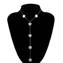 Готическая жемчужная подвеска в стиле барокко, колье-чокер для женщин, свадебное ожерелье в стиле панк с большими бусинами, ожерелье золоти...(Китай)