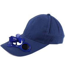 Новинка, унисекс, шляпа, охлаждающая вентилятор, для кемпинга, пешего туризма, спортивная летняя бейсбольная кепка для путешествий на откры...(Китай)