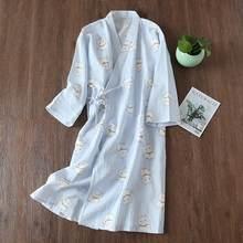 Свободное кимоно, халат, японский, для женщин, хлопок, юката, халаты, платья невесты, платье подружки невесты, платье, повседневное, женский х...(Китай)