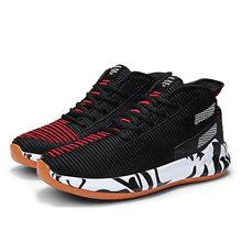 Новые баскетбольные кроссовки, мужская спортивная обувь, дышащий светильник, амортизирующая Баскетбольная обувь, уличные атлетические тре...(Китай)