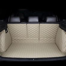Коврик для багажника автомобиля на заказ для Ford все модели Explorer Edge Everest aurus kuga Ecosport ESCORT focus fiesta аксессуары для стайлинга автомобилей(Китай)