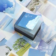 400 листов в античном стиле Ins, растительная новинка, крафт-карта, газетная пуля, сделай сам, скрапбукинг, масло, бумага, ретро LOMO Card(Китай)
