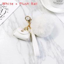 Милый плюшевый брелок, игрушки Kpop, аксессуары, украшение, креативная Сумочка, мягкий брелок, сумка, подвеска, женские подарки на новый год(Китай)