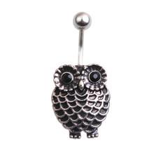 Мульти-Стили стального пирсинга пупка кольца Бабочка крест пупка Кольца пирсинг ювелирные изделия для тела Ombligo Nombril 14 г x 10 мм(Китай)