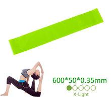 Резиновые ленты для фитнеса, спортивные эластичные для набора плавучих лент, силовые, для йоги, качели, мини банда, Пилатес, растягивающаяся ...(Китай)