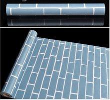 Кирпичные обои papel de pared BF, водостойкие 3D обои, размер в рулоне 45 см * 10 м(Китай)