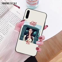 NBDRUICAI Эстетическая Лана Дель Рей красивая девушка Роскошный Уникальный Дизайн чехол для телефона для Huawei NOVA 2 PLUS 2s 2i 3i 3E 4E 5 5I PRO(Китай)