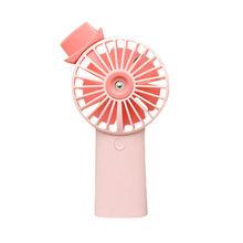 Летний портативный распылитель воды, вентилятор, электрический USB Перезаряжаемый ручной мини-вентилятор, охлаждающий кондиционер, увлажни...(Китай)