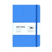 A5, бумажный блокнот в горошек, 100GSM 160 страниц, офисный и школьный блокнот, канцелярские принадлежности(Китай)