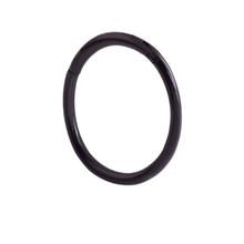 Шарнирная перегородка чистый цвет металлическое кольцо для носа и уха хряща пирсинг ювелирные изделия аксессуары хирургическая сталь Высо...(China)