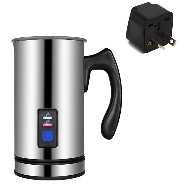 Вспениватель молока Cafeteira Eletrica кофе вспениватель для эспрессо капучино из нержавеющей стали отпариватель молока 3 функции Detachabl(Китай)