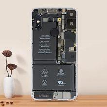 Чехол для Xiaomi Redmi Note 5, силиконовый чехол для Xiaomi Redmi Note 5 Pro, мягкий чехол из ТПУ для Xiaomi Redmi Note5 Pro(Китай)