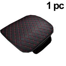 Чехол для автомобильного сиденья, подушка из искусственной кожи, универсальный автомобильный аксессуар для интерьера, всесезонный защитны...(Китай)